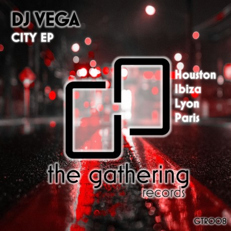 DJ Vega – City EP (The Gathering Record)