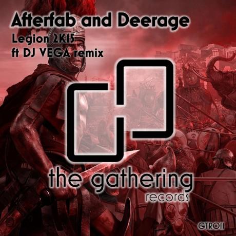 Afterfab & DJ Deerage – Legion (DJ Vega remix) (The Gathering Records)